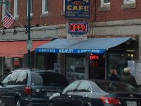 Great seafood lunch spot in downtown Rockland