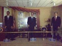 Obama-Bush-Clinton