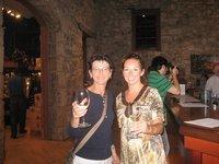 Jess and myself at Hess Winery