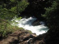 Rogue River Gorge