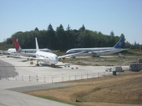 New Planes at Boeing