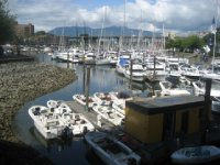 Harbor at Granville Is.