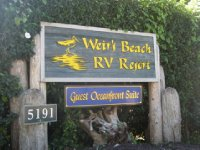 Weir's Beach RV Park