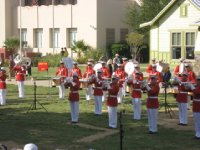 USMC Drum and Bugle Crops