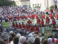 USMC Drum and Bugle Corps