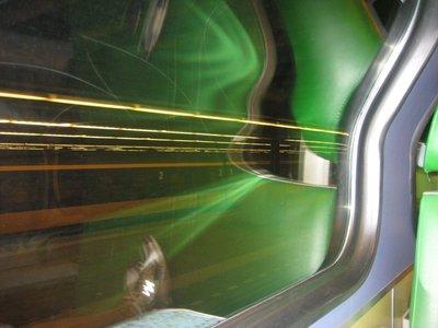 Amsterdam Train