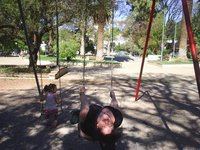 On the Swings, Mendoza