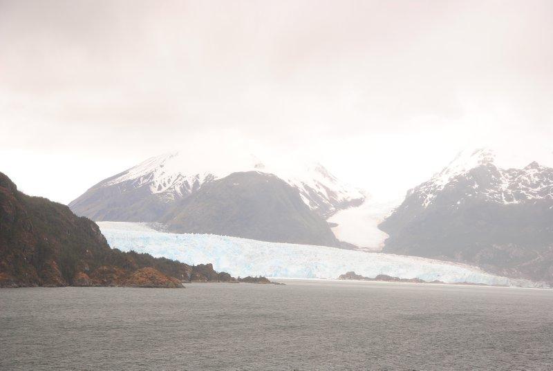 Skua Glacier, Chilean Fjord
