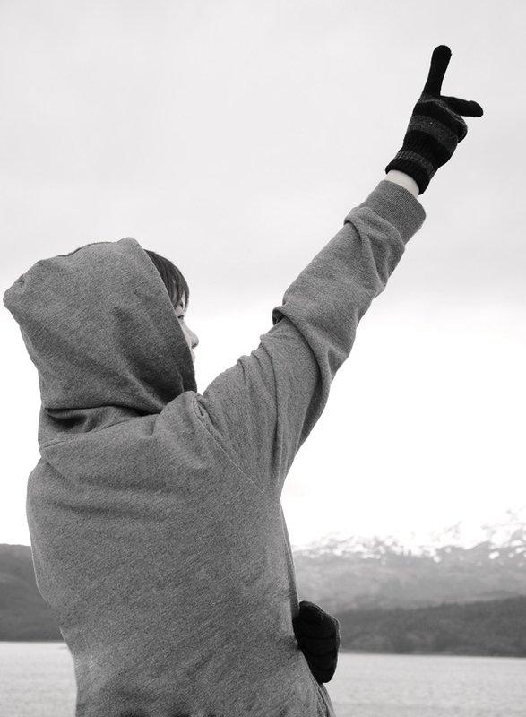 Conquering Chilean Fjord