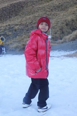 nz (2471) adik in snow