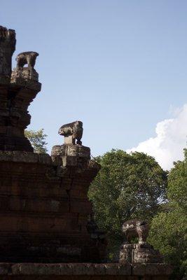 Phimeanakas Temple