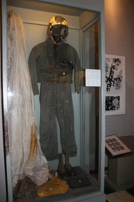 John McCain's Military Uniform He Was Wearing When Captured