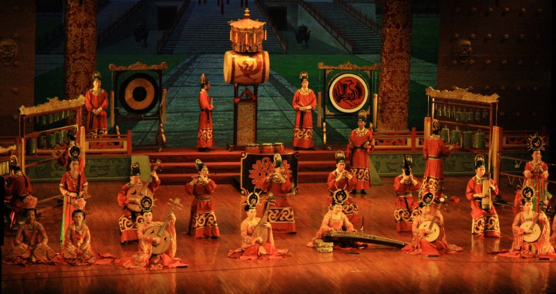 Tang Dynasty Musical