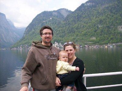 Obertraun to Hallstatt ferry