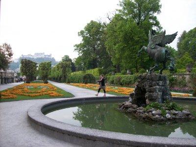 "TSOM - ""Do Re Mi"" Mirabell Gardens"