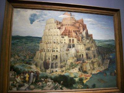Brueghel's Tower of Babel, Kunsthistorisches Museum