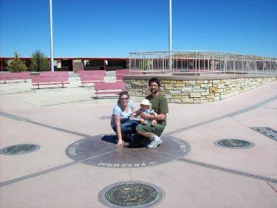 Four Corners, UT, AZ, NM, CO