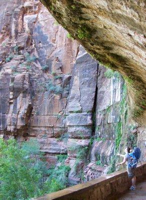 Weeping Rock, Zion