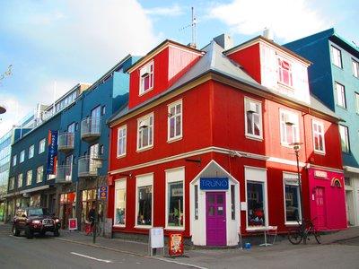 Reykjavik Shops