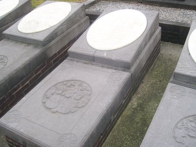 My relative's graves