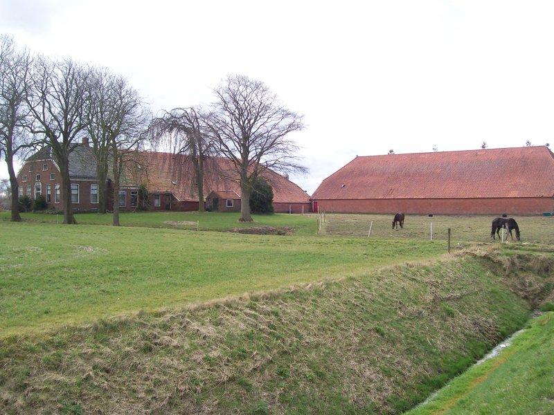 My grandfather's farm house- Jacob Wierts