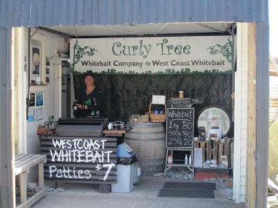 Curly Tree Whitebait Shop