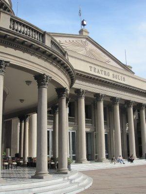 Teatro Solis, Montevideo