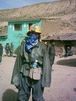 Potosi - Me outside the mine