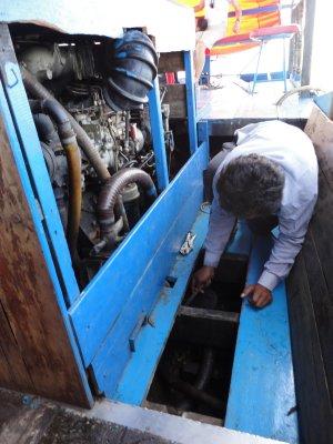 The engine fails...once again!