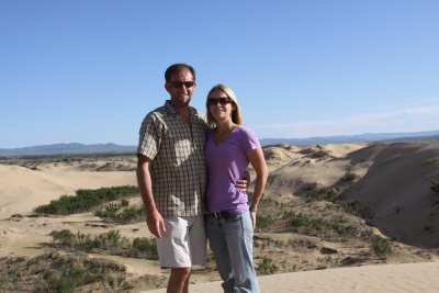Climbing every dune