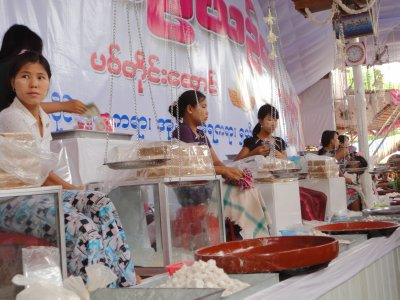 Sweets for sale