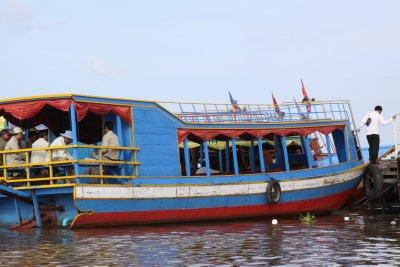 Typical Lake boats