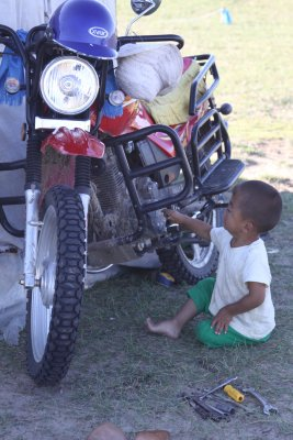 Budding mechanic