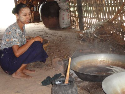 Cooking up the Palm sugar