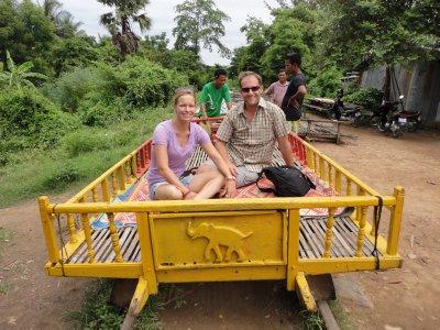 Riding the Bamboo Express