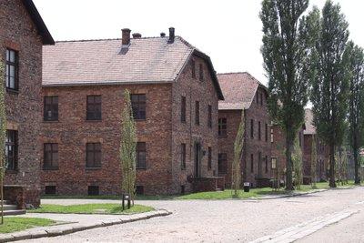 Prisoner barracks