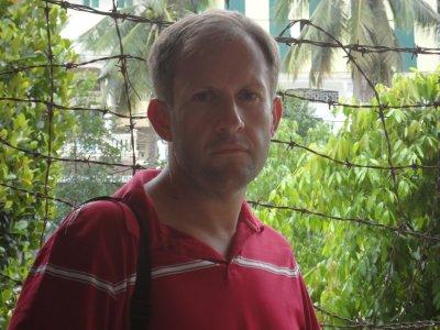 Inside Tuol Sleng