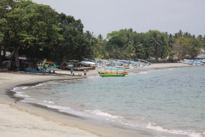 The Beach at Senggigi
