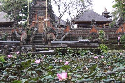 Hindu temple - Ubud