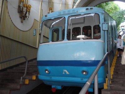 Kiev Funicular railway