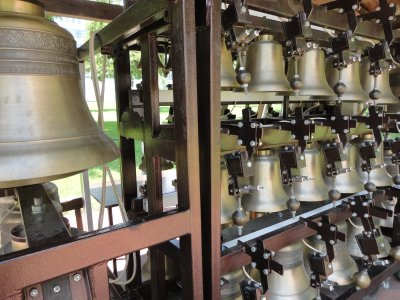 Bells of St Sophia