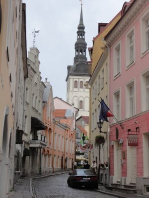 Old Town and Norman Tower