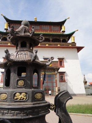 Migjid Janraisig Süm Temple