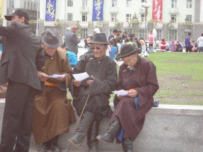 The Three elders