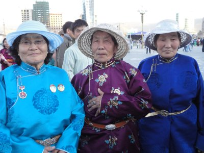 'Three Little Maids'