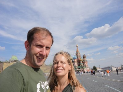 In Red Square