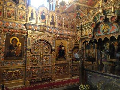 Inside St. Basil's