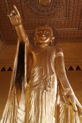 Legend tells of the Buddha's Prophecy