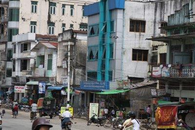 Downtown Bago