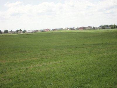 Village outside Šiauliai